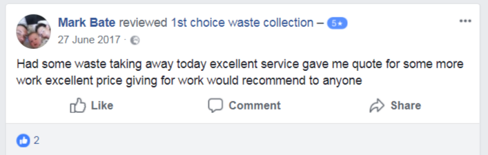 Waste Removal Dawlish Review 4